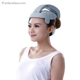 Casque massage de tête