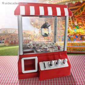 Machine à pince bonbons sweet pop times