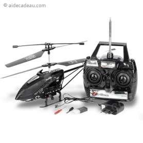 Hélicoptère radiocommandée avec caméra intégrée