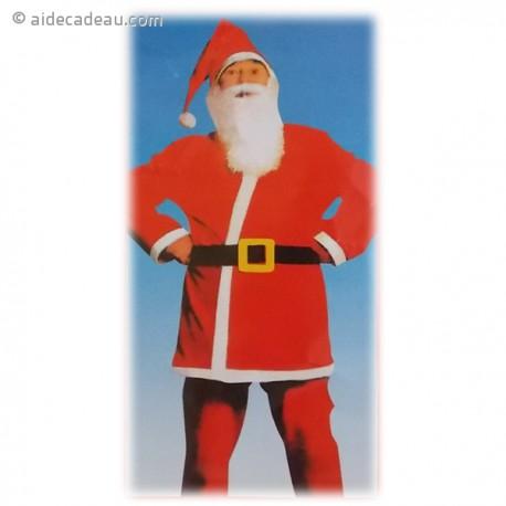 Vrai costume père Noël