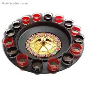 Roulette 16 verres shooter jeu à boire