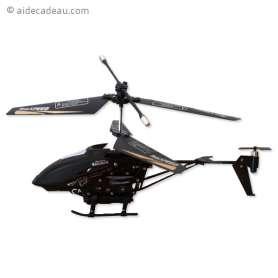 Hélicoptère caméra espion télécommandé