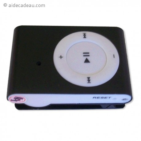 Caméra Mp3 espion, pour enregistrer discrètement