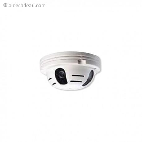 Faux détecteur de fumée : Caméra de surveillance et espion