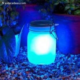 Sun Jar, luminaire décorative solaire