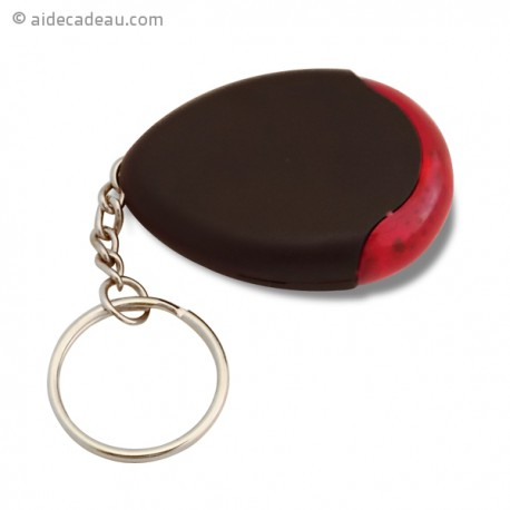 Porte-clés siffleur, retrouve clef