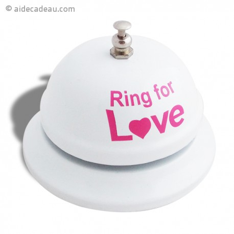 Sonnette Ring for Love