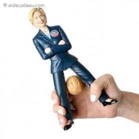 Casse-noix Hillary Clinton