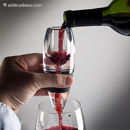 Décanteur rapide pour vin