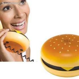 Téléphone fixe hamburger