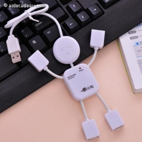 Bonhomme USB Hub 4 ports