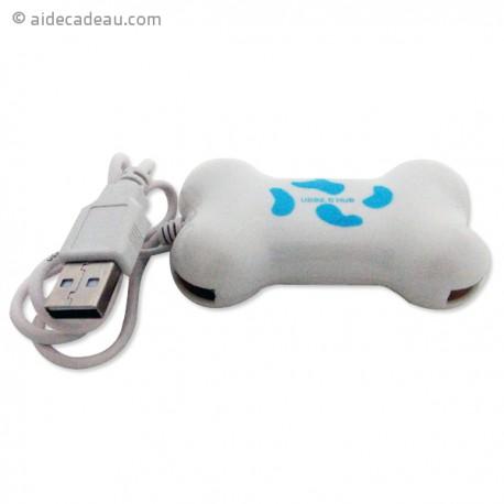 HUB USB 4 ports os