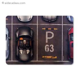 Tapis de souris parking