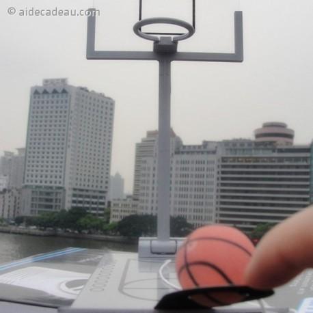 Mini-panier de basket de bureau