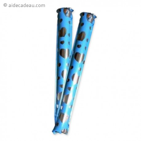 2 sticks batons gonflables