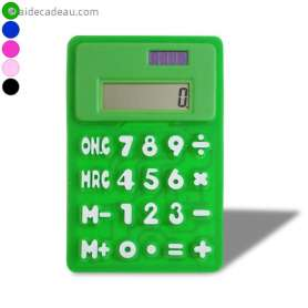 Calculette flexible