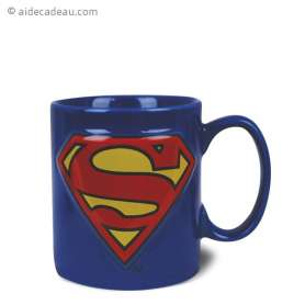 Mug Superman en céramique