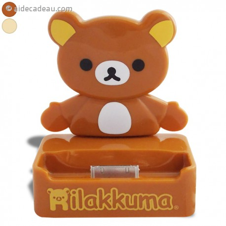 Dock iPhone Rilakkuma l'ourson japonais