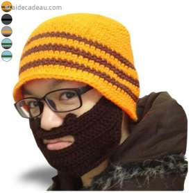 Bonnet à barbe
