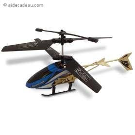 Hélicoptère télécommandé RC 2.5ch éclairage LED
