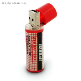 Pile USB AA rechargeable