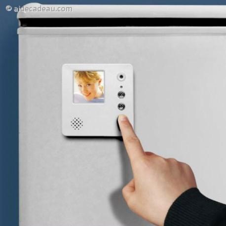 Magnet mémo enregistreur vidéo digital