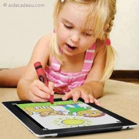 Stylet crayon pour écran tactile