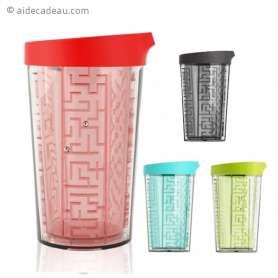 Mug avec 4 labyrinthes