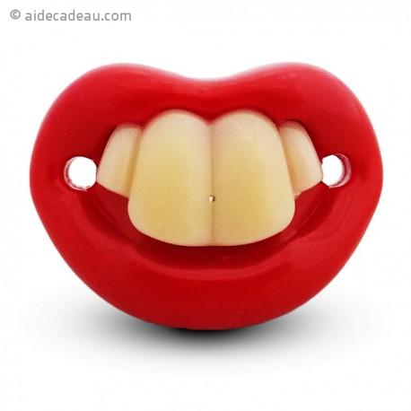 Tétine 4 dents himouristique