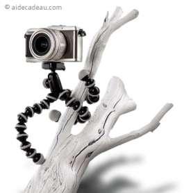 Trépied flexible pour appareil photo et caméra
