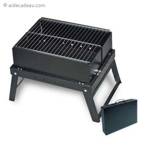 Barbecue pliable valisette