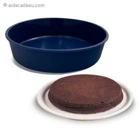 Moule à gâteau rond slicone