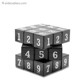 Jeu cube sudoku rubik's