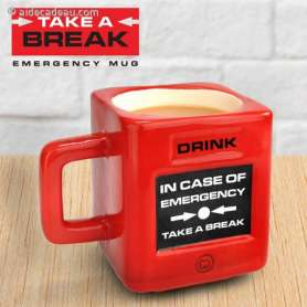 Mug Case of Emergency