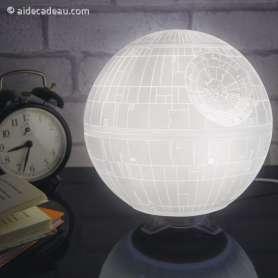 Lampe veilleuse Star Wars USB étoile de la mort