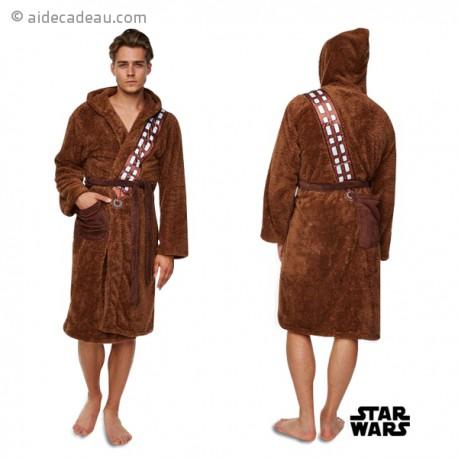 Peignoir Chewbacca Star Wars déguisement