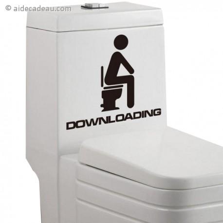 Sticker toilettes downloading