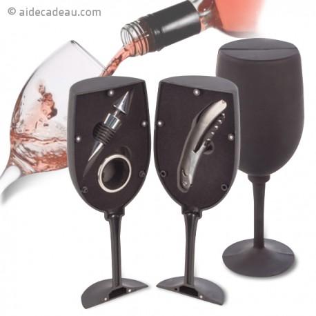 Coffret œnologie vin