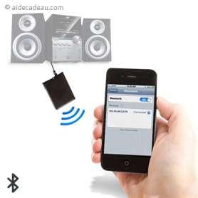Récepteur audio Bluetooth pour smartphone