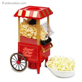 Machine à Popcorn sweet pop times