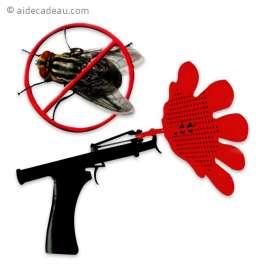 Pistolet grande main tapette à mouche