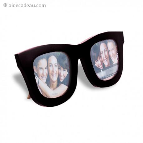 Cadre photos lunettes de soleil