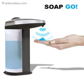Distributeur savon automatique Soap Go