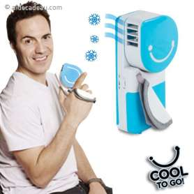 Climatiseur portable air froid Cool to Go