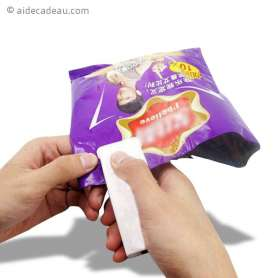 Soudeuse chauffante  pour sac plastique