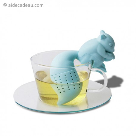Infuseur thé écureuil