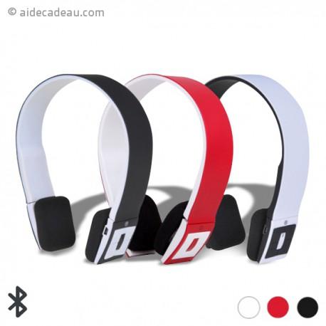 Casque audio sans fil Bluetooth