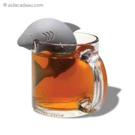 Boule à thé requin