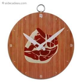 Horloge côte de porc