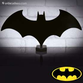 Lampe eclipse Batman USB